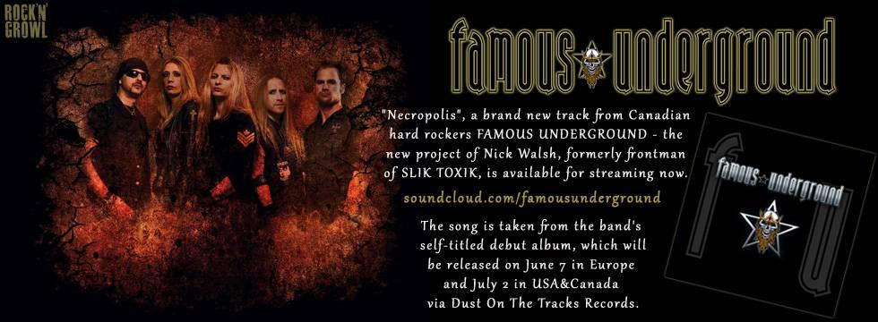 Famous Underground - Necropolis