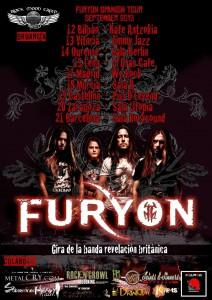 Furyon Spain September 2013