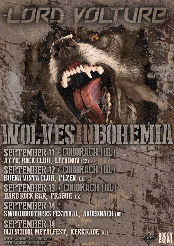 Wolves In Bohemia