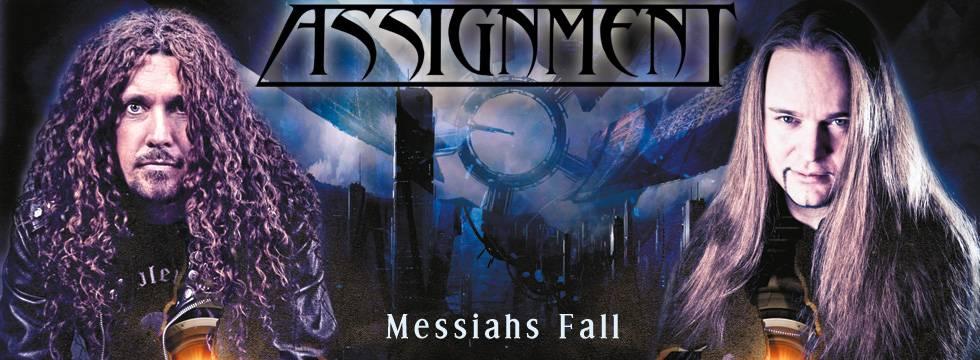 Assignment Messiahs Fall