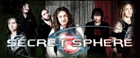 Secret Sphere Eu Tour