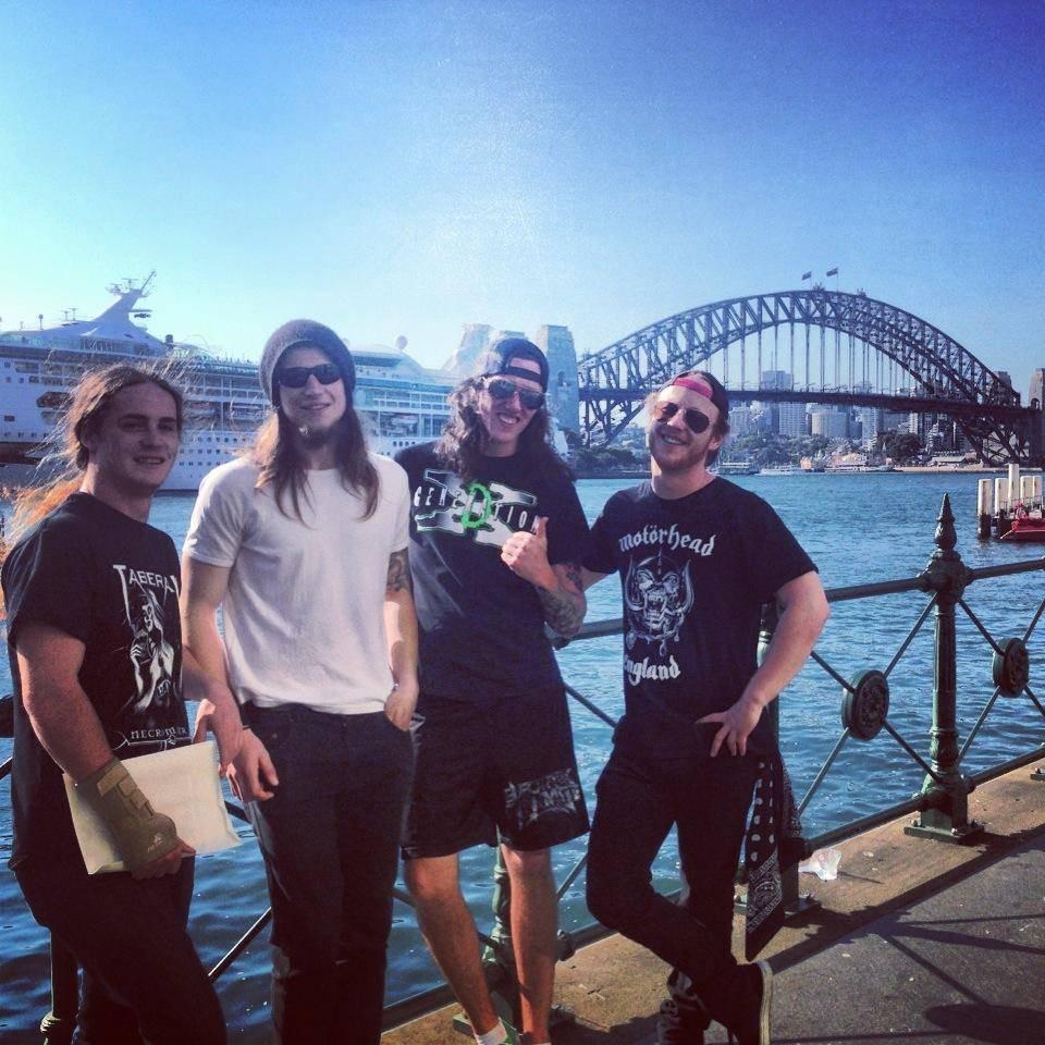 Taberah Live Sydney