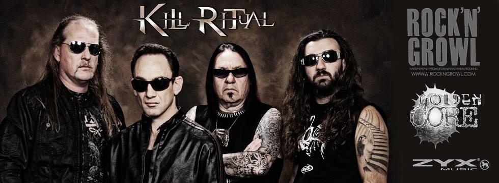 Kill Ritual GoldenCore Zyx