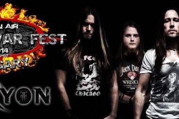 Furyon Metal WarFest 2014