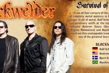 Blackwelder Power Metal