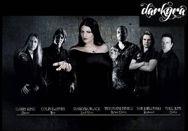 Darkyra Black Band
