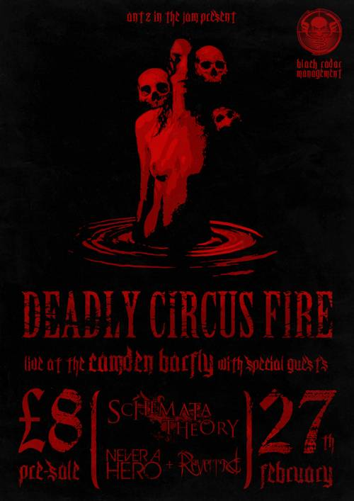 Deadly Circus Fire Barfly