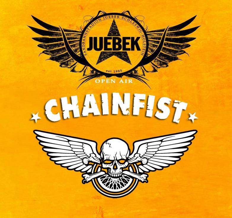 Chainfist Jübek Open Air 2014