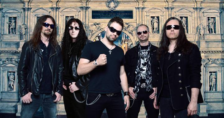 Eden's Curse Band 2014