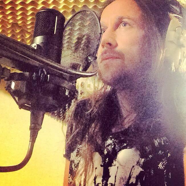 Furyon Vocals Recording