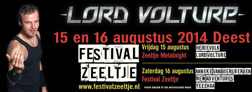 Lord Volture Festival Zeeltje