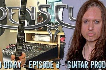 Edens Curse 6th Studio Diary