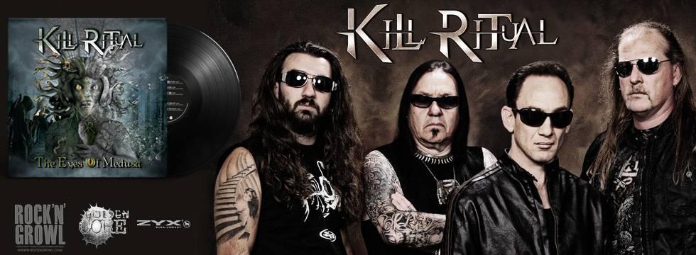 Kill Ritual Vinyl