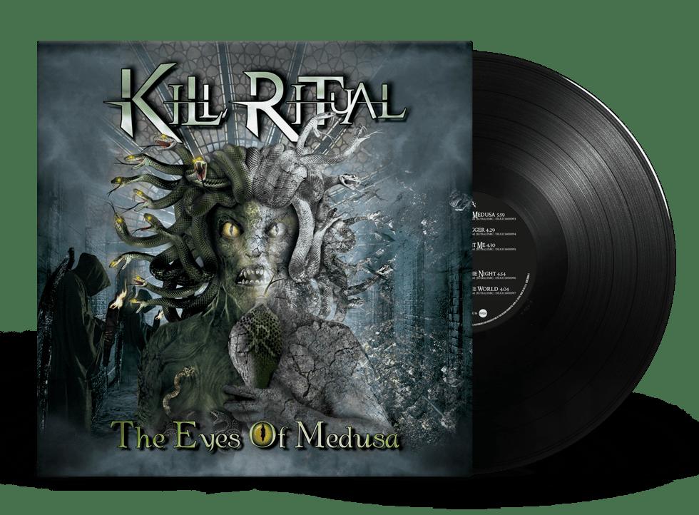 Kill Ritual Vinyl Release