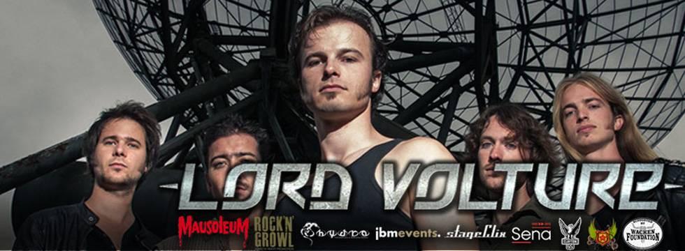 Lord Volture New Album