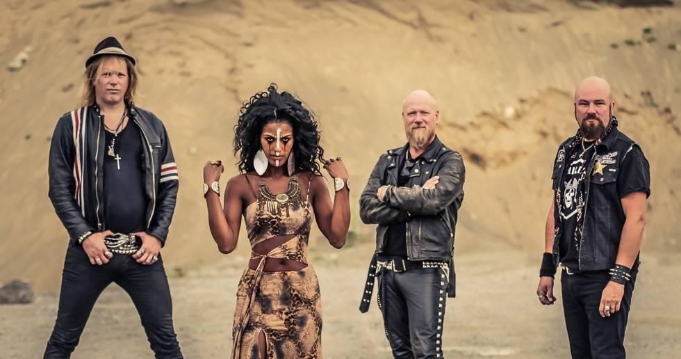 Nubian Rose Band