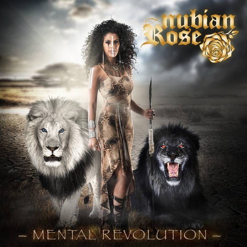Nubian Rose Cover