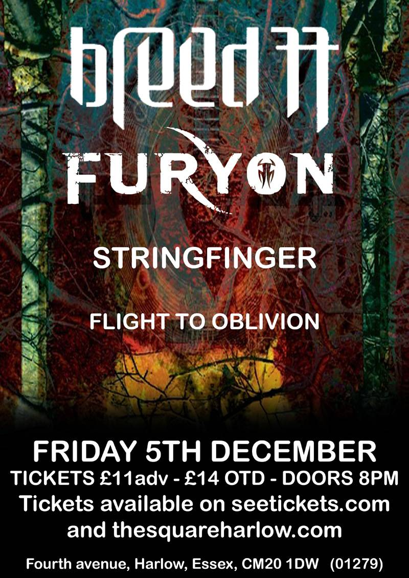 Furyon & Breed 77 Live