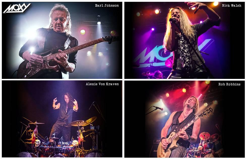 Moxy Band 2014
