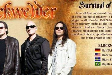 Blackwelder Power Prog Metal