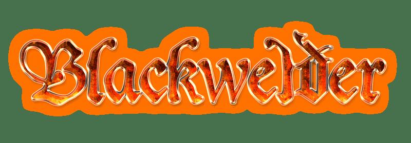 Blackwelder Metal Logo