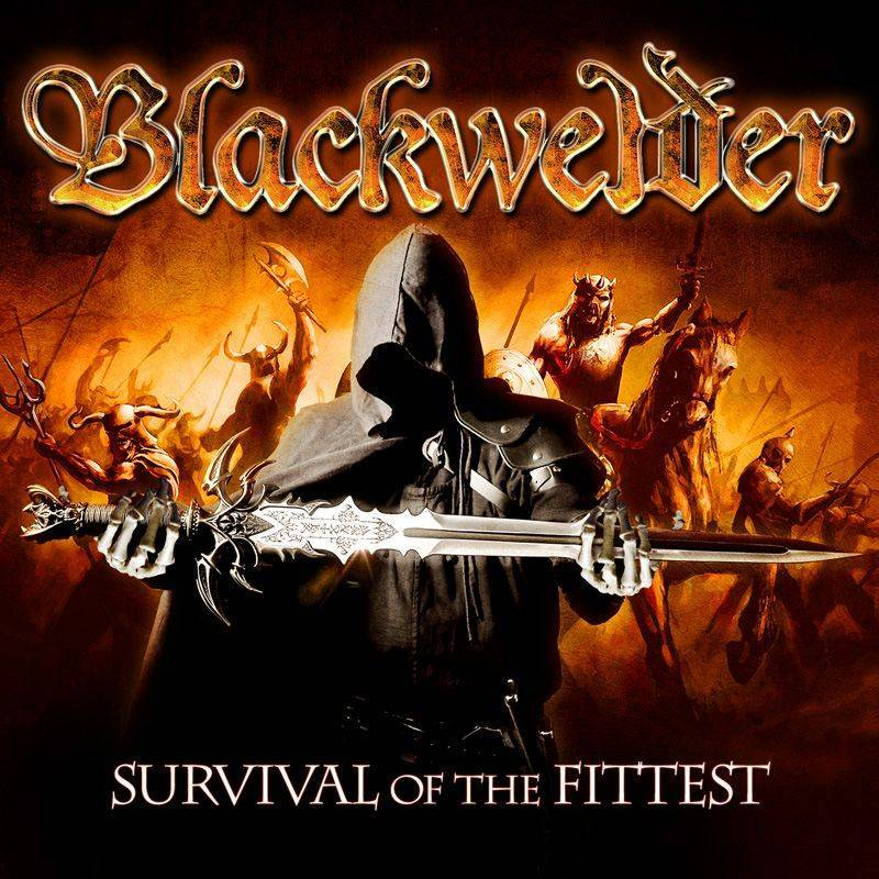 Blackwelder Survival Of The Fittest