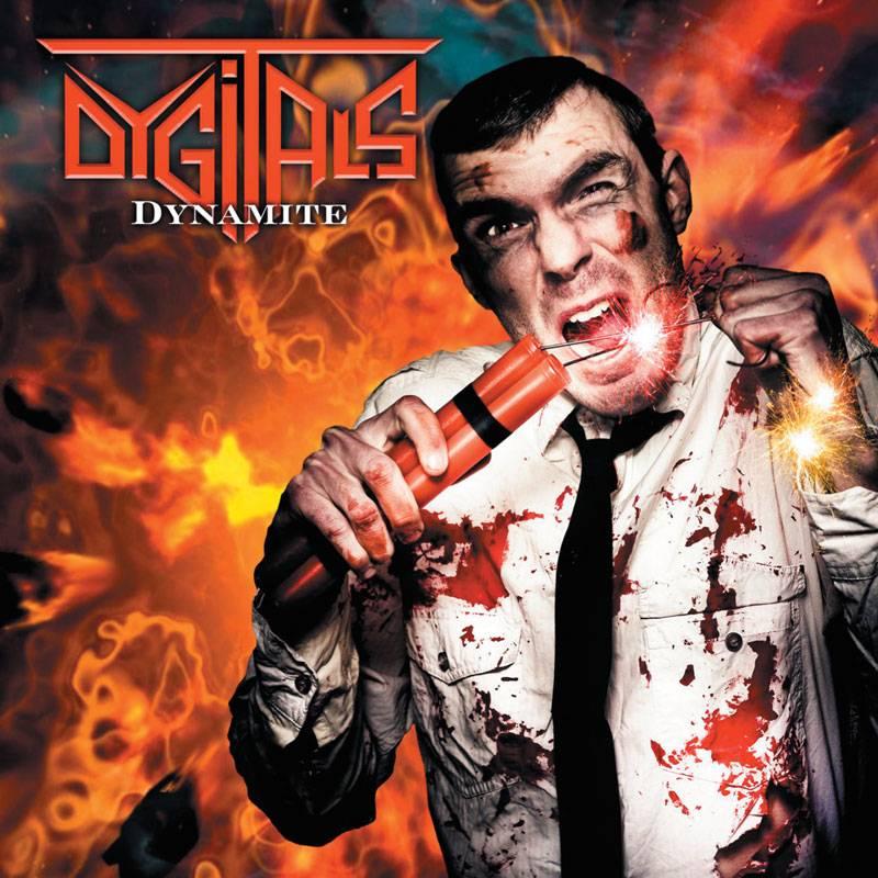 Dygitals Dynamite Cover
