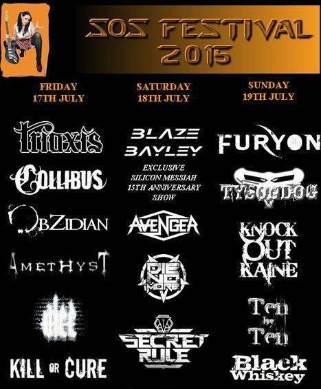 Furyon Headliner SOS Festival