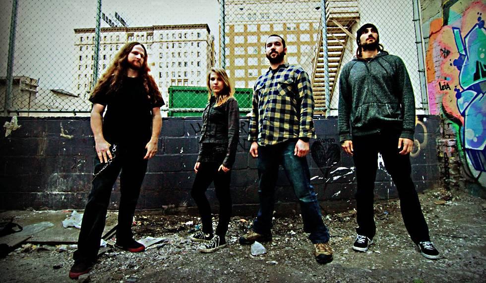 The Ghost Next Door Band