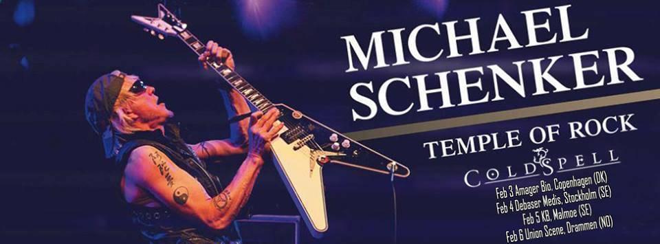 ColdSpell MichaelSchenker