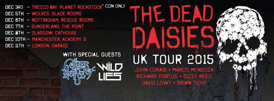 Colour Of Noise UK Dates