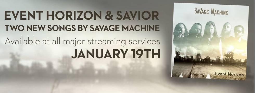 Savage Machine Single