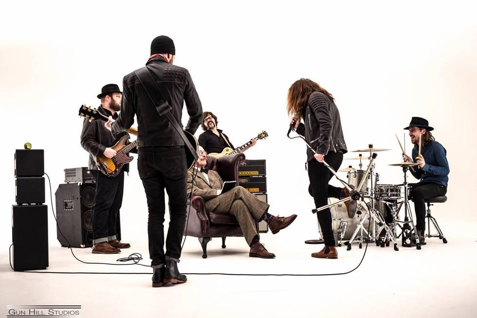 olour Of Noise Band 2016