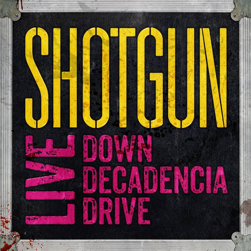 Shotgun Live Cover