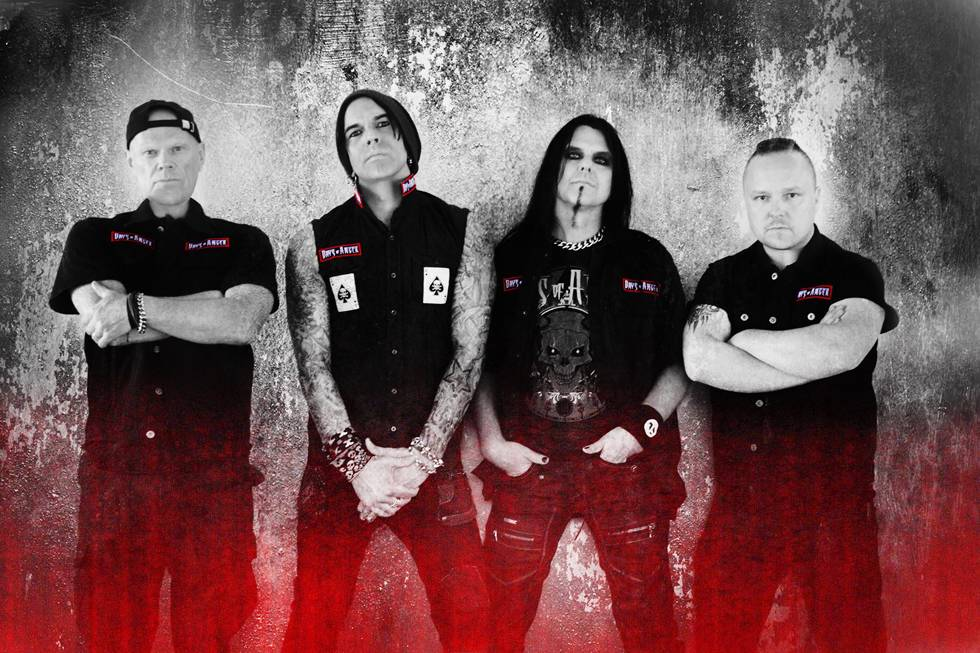 Days Of Anger Band
