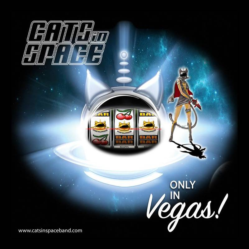 Cats In Space Only In Vegas
