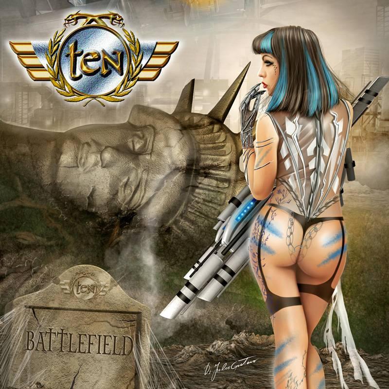 Ten Battlefield Double CD