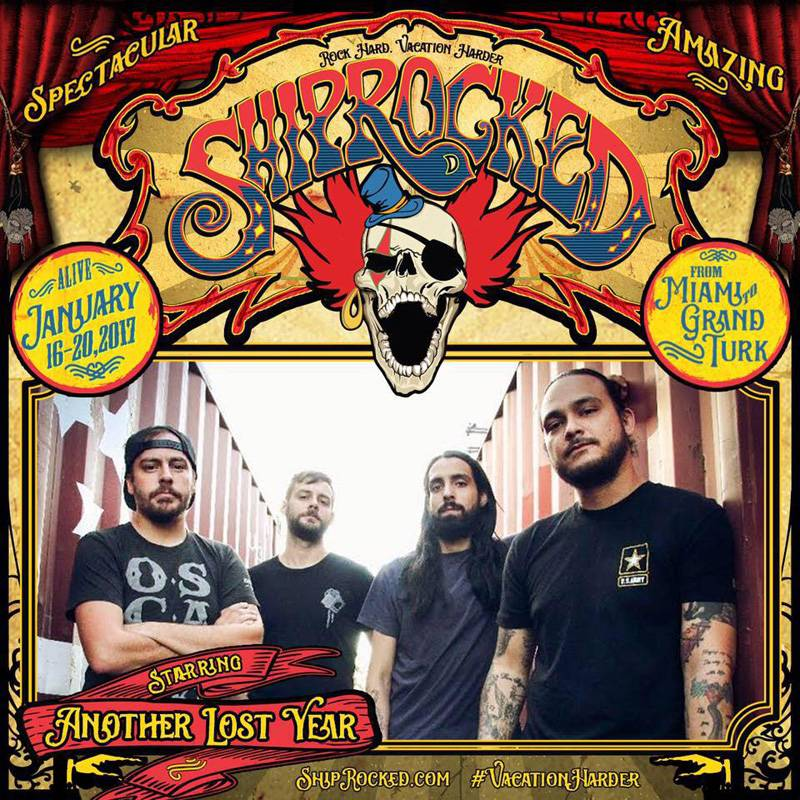 Another Lost Year Shiprocked