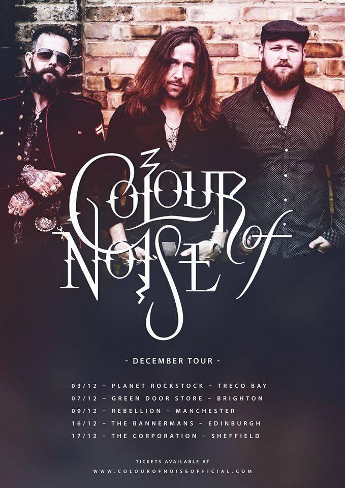 con december tour