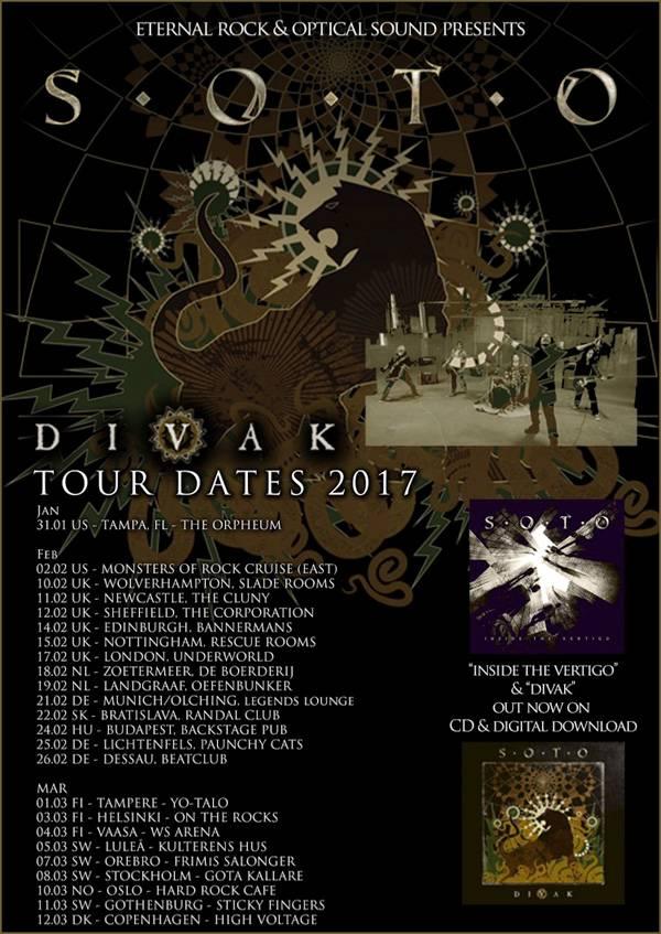 Soto Tour 2017