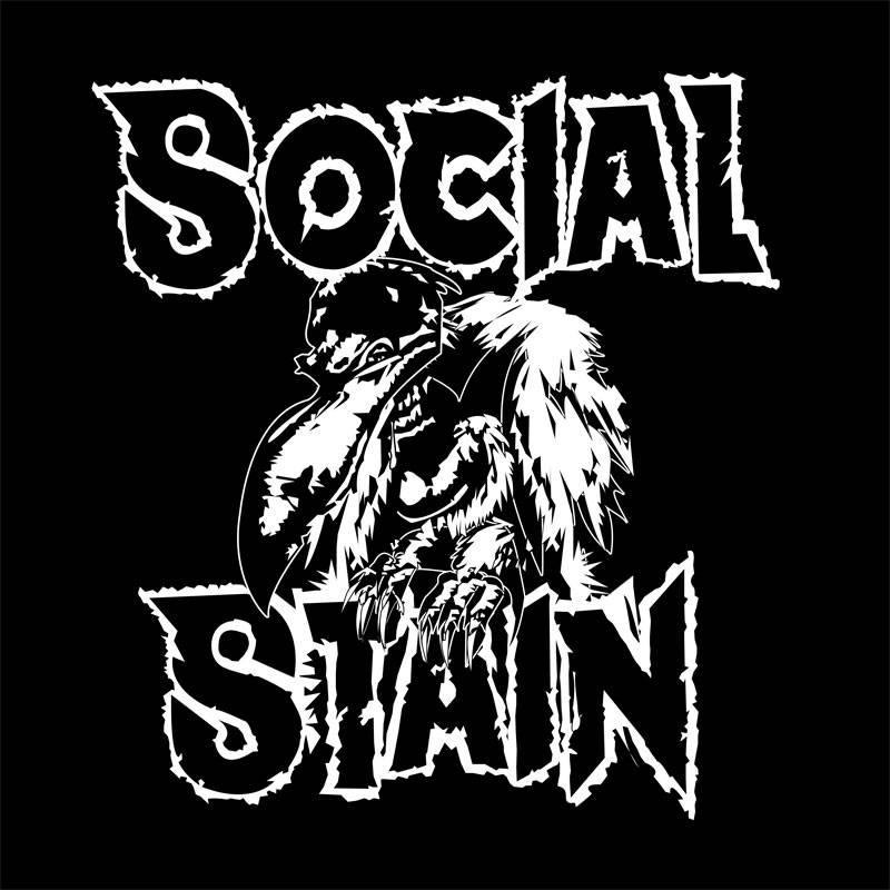 Social Stain Album Cover