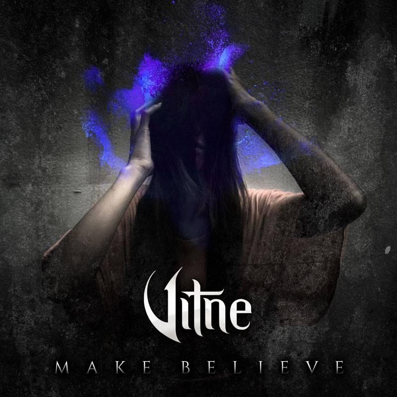 Vitne Make Believe Cover