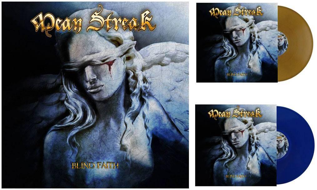 Mean Streak - Blind Faith - CD & Vinyl