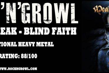 Mean Streak Blind Faith Review
