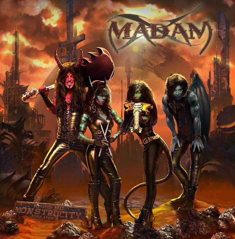 Madam X Monstrocity