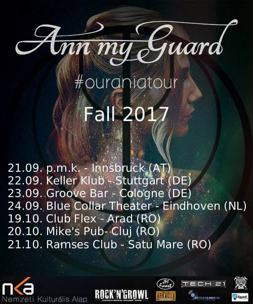Ann My Guard European Tour