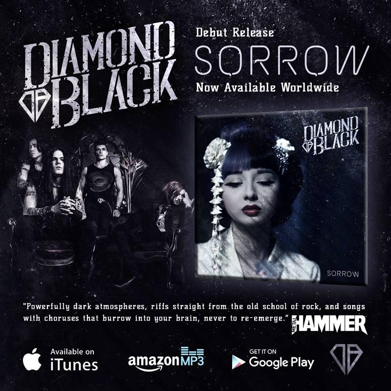 Diamond Black Sorrow