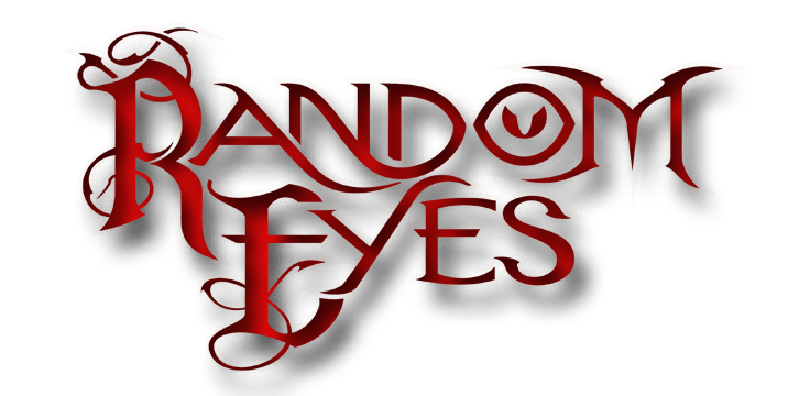 Random Eyes Logo