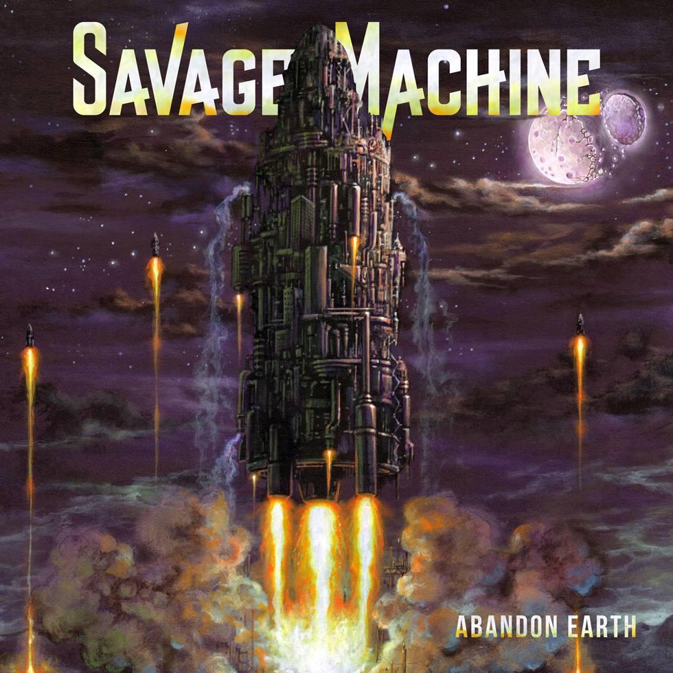 Savage Machine Abandon Earth