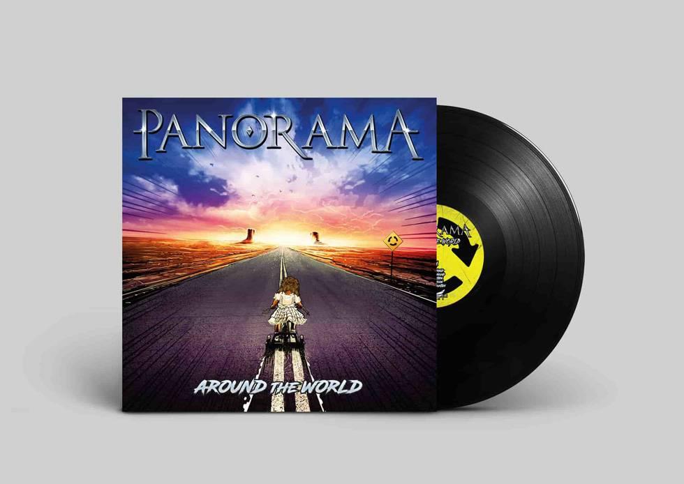 Panorama Vinyl Black